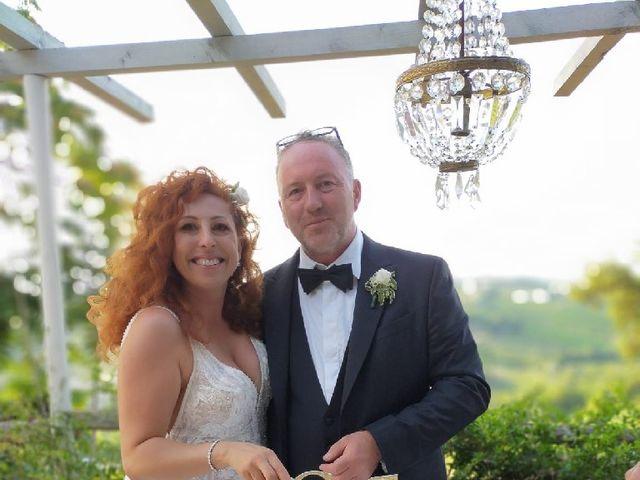 Il matrimonio di Giuseppe e Alessandra a Crecchio, Chieti 1