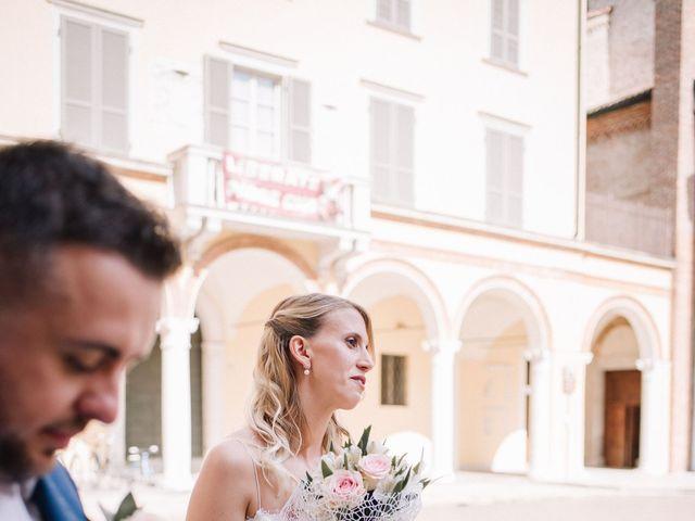 Il matrimonio di Michele e Erika a Crema, Cremona 8