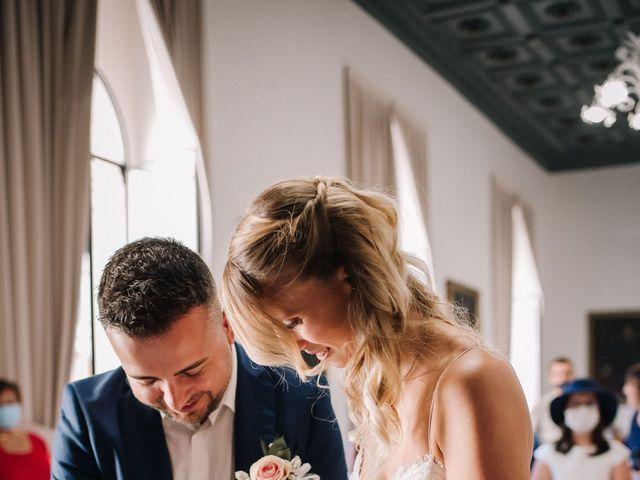 Il matrimonio di Michele e Erika a Crema, Cremona 15