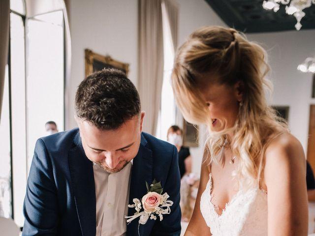 Il matrimonio di Michele e Erika a Crema, Cremona 16