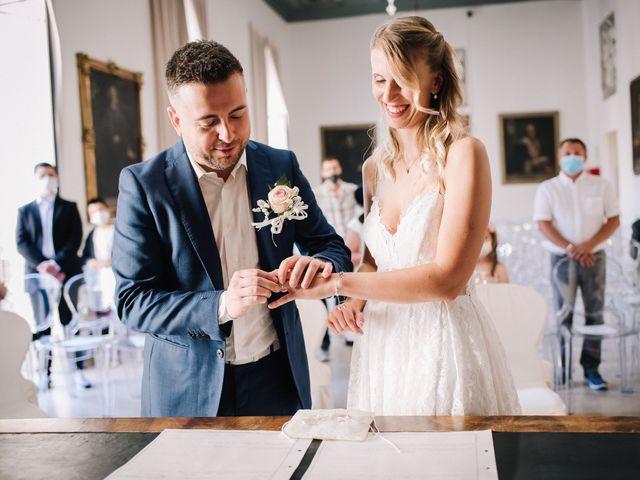 Il matrimonio di Michele e Erika a Crema, Cremona 17