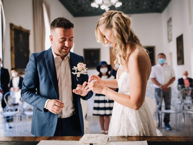 Il matrimonio di Michele e Erika a Crema, Cremona 18