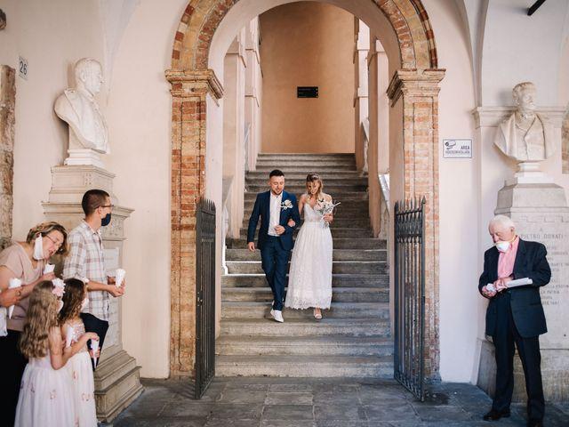 Il matrimonio di Michele e Erika a Crema, Cremona 19