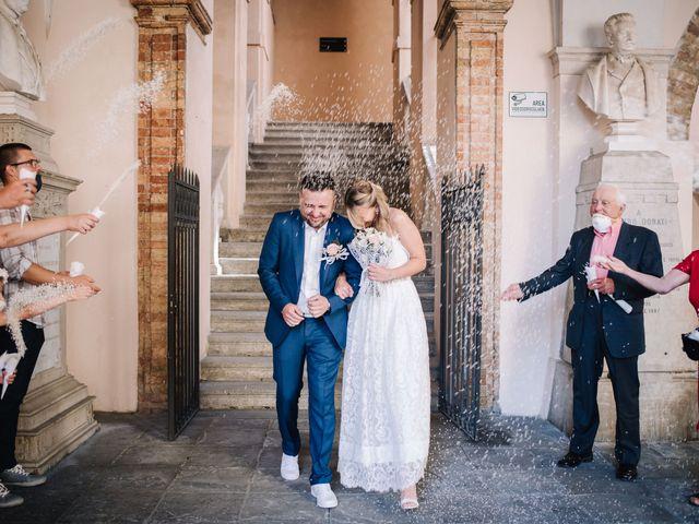Il matrimonio di Michele e Erika a Crema, Cremona 20