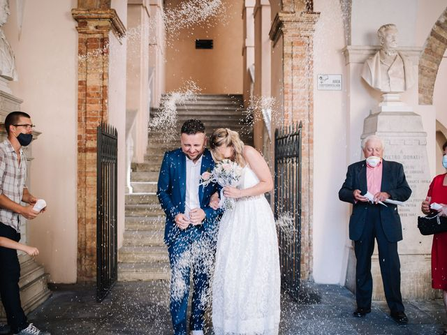 Il matrimonio di Michele e Erika a Crema, Cremona 21
