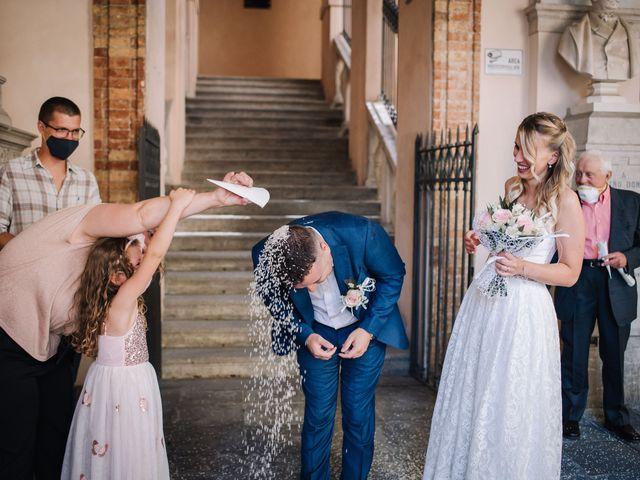 Il matrimonio di Michele e Erika a Crema, Cremona 22