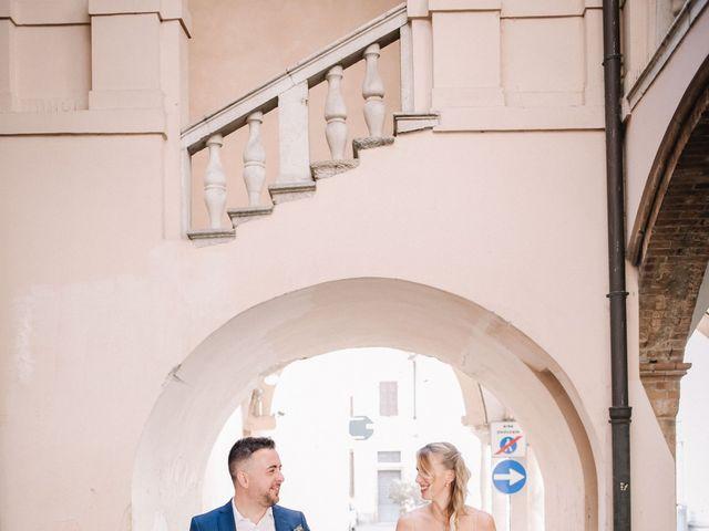 Il matrimonio di Michele e Erika a Crema, Cremona 24