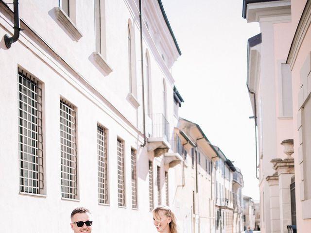 Il matrimonio di Michele e Erika a Crema, Cremona 28