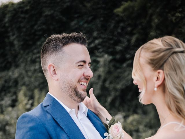 Il matrimonio di Michele e Erika a Crema, Cremona 36