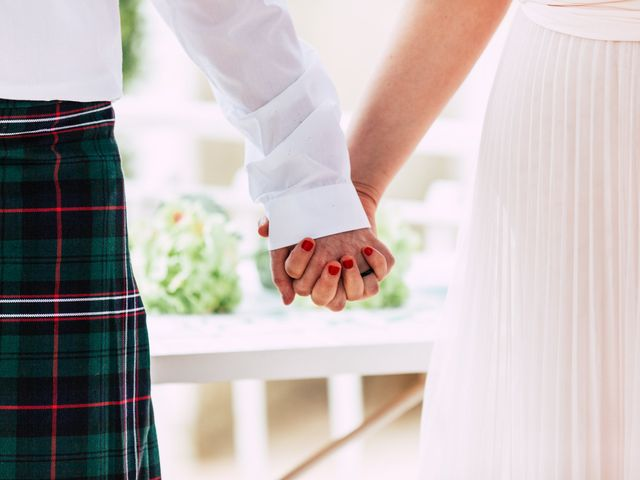Il matrimonio di Zsuzsa e Stephen a Siracusa, Siracusa 1