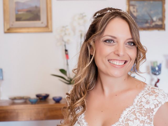 Il matrimonio di Maria Carmela e Marco a Praia a Mare, Cosenza 11
