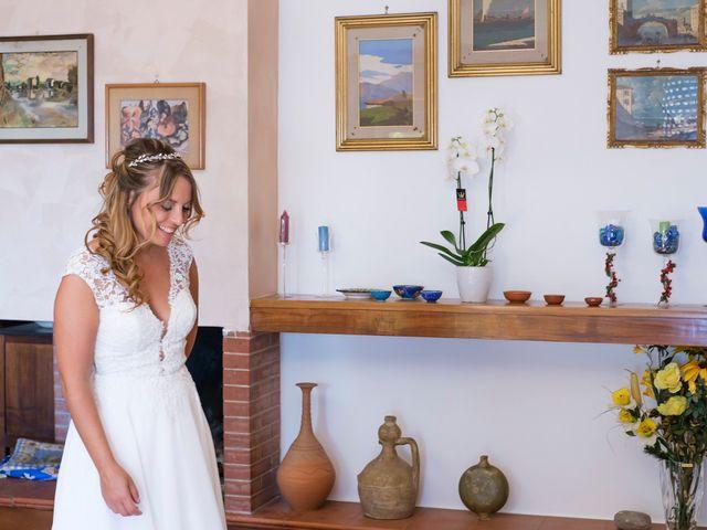 Il matrimonio di Maria Carmela e Marco a Praia a Mare, Cosenza 12