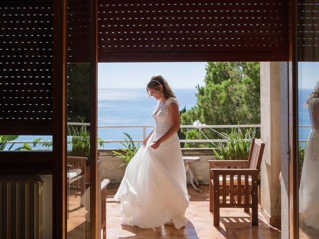 Il matrimonio di Maria Carmela e Marco a Praia a Mare, Cosenza 13