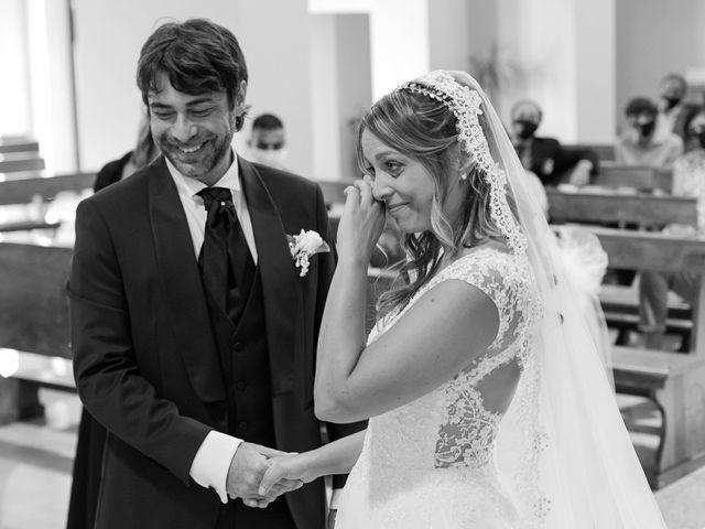 Il matrimonio di Maria Carmela e Marco a Praia a Mare, Cosenza 26