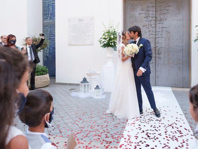 Il matrimonio di Maria Carmela e Marco a Praia a Mare, Cosenza 31