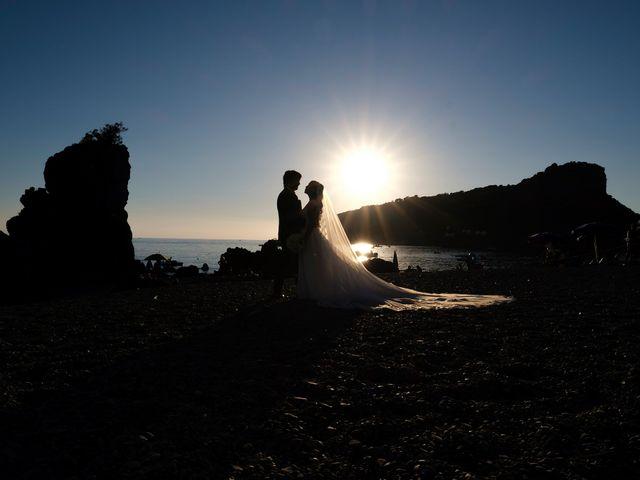 Il matrimonio di Maria Carmela e Marco a Praia a Mare, Cosenza 34