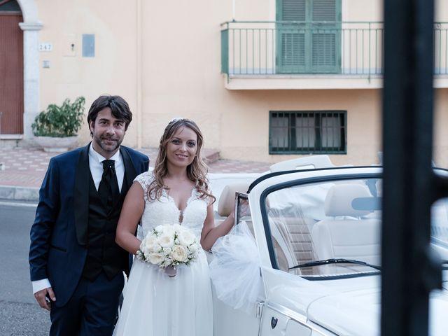Le nozze di Marco e Maria Carmela