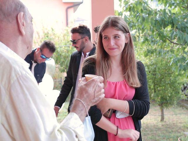 Il matrimonio di Simone e Debora a Bolano, La Spezia 17