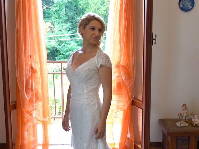 Il matrimonio di Simone e Debora a Bolano, La Spezia 19