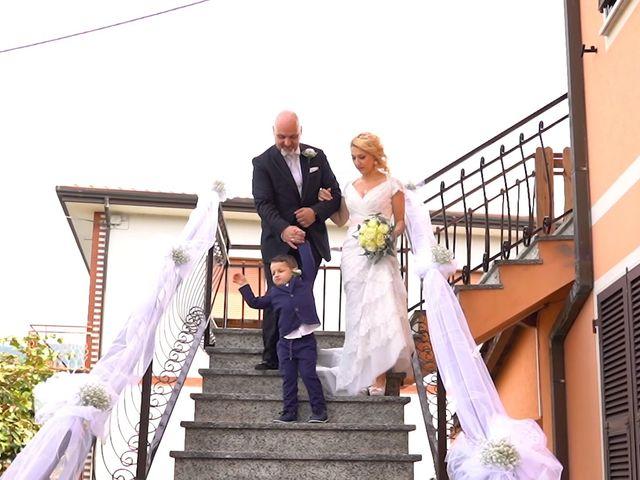 Il matrimonio di Simone e Debora a Bolano, La Spezia 24