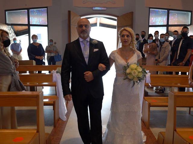Il matrimonio di Simone e Debora a Bolano, La Spezia 27