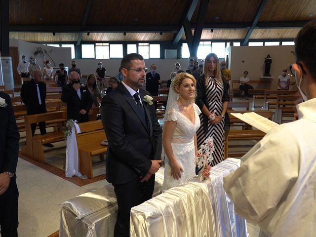 Il matrimonio di Simone e Debora a Bolano, La Spezia 28