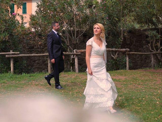 Il matrimonio di Simone e Debora a Bolano, La Spezia 31