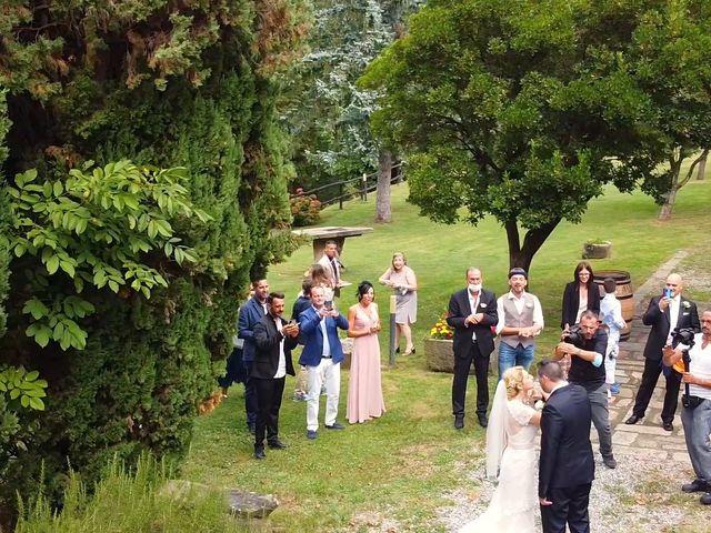 Il matrimonio di Simone e Debora a Bolano, La Spezia 36
