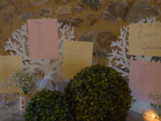 Il matrimonio di Simone e Debora a Bolano, La Spezia 39