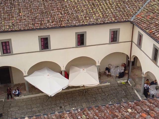 Il matrimonio di Simone e Debora a Bolano, La Spezia 40