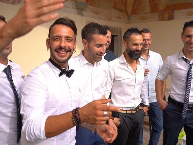 Il matrimonio di Simone e Debora a Bolano, La Spezia 41
