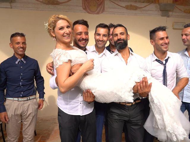 Il matrimonio di Simone e Debora a Bolano, La Spezia 42