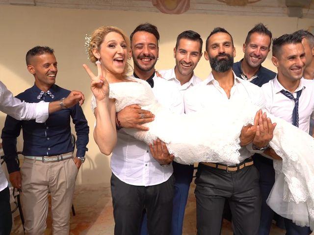 Il matrimonio di Simone e Debora a Bolano, La Spezia 43