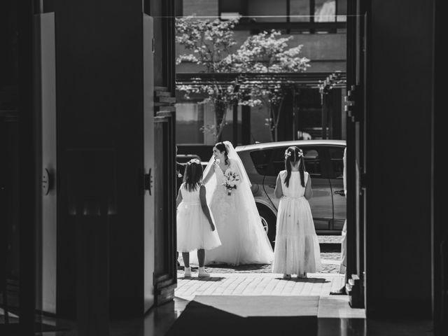 Il matrimonio di Gabriele e Teresa a Treviglio, Bergamo 1