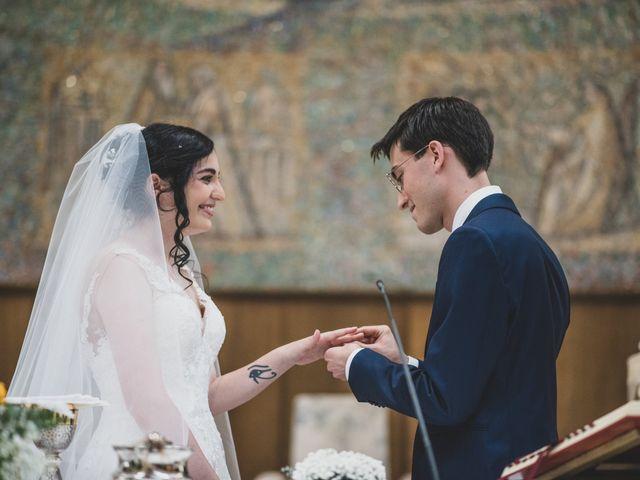 Il matrimonio di Gabriele e Teresa a Treviglio, Bergamo 12