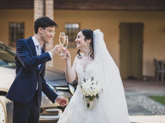 Il matrimonio di Gabriele e Teresa a Treviglio, Bergamo 25