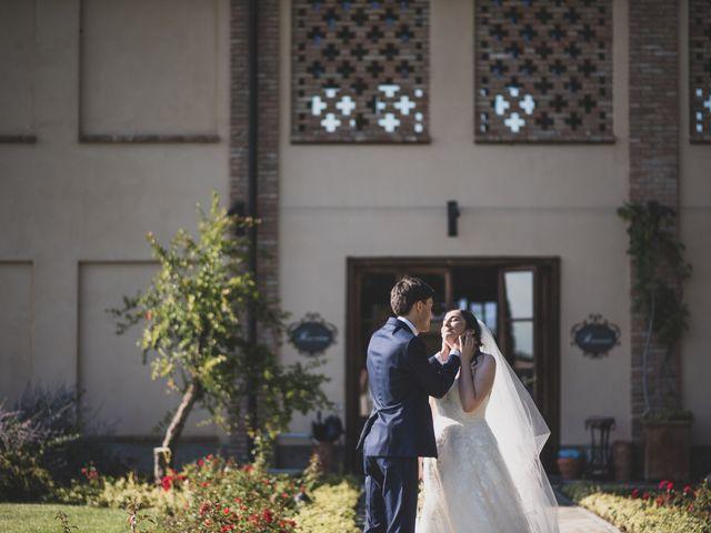 Il matrimonio di Gabriele e Teresa a Treviglio, Bergamo 28