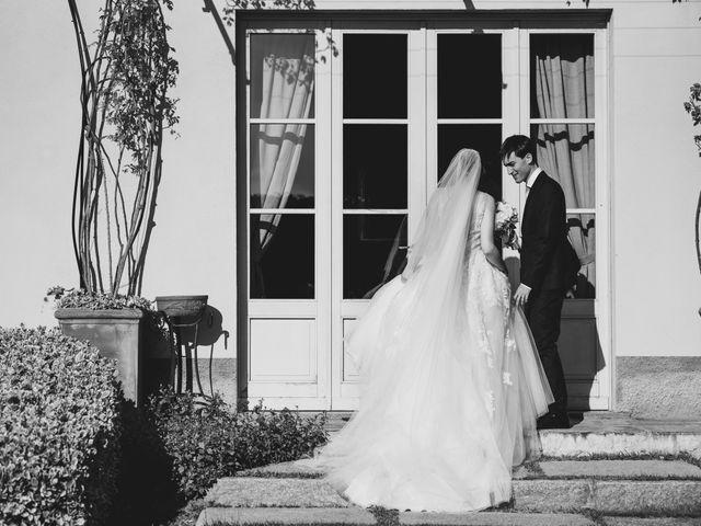 Il matrimonio di Gabriele e Teresa a Treviglio, Bergamo 33