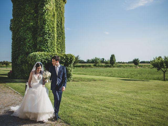 Il matrimonio di Gabriele e Teresa a Treviglio, Bergamo 36