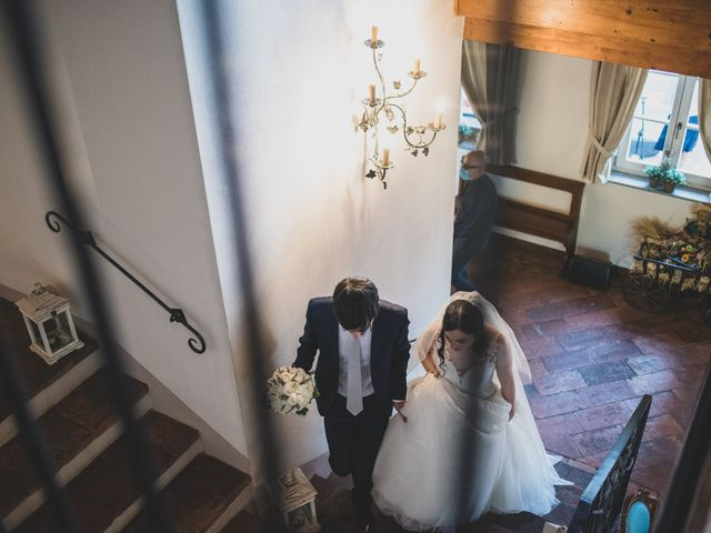 Il matrimonio di Gabriele e Teresa a Treviglio, Bergamo 47