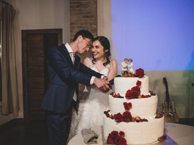 Il matrimonio di Gabriele e Teresa a Treviglio, Bergamo 54