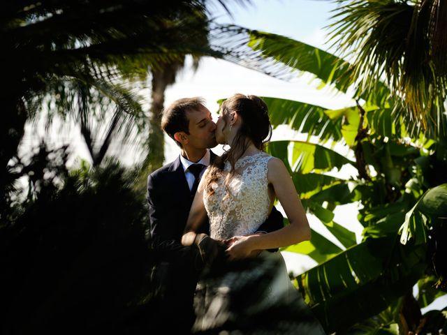 Le nozze di Gianluca e Ylenia