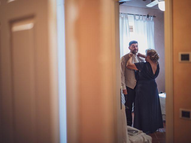 Il matrimonio di Raffaella e Claudio a Firenze, Firenze 7