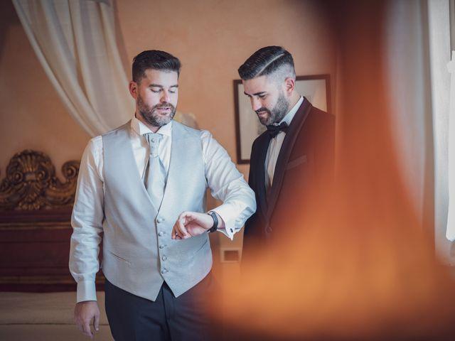 Il matrimonio di Raffaella e Claudio a Firenze, Firenze 8
