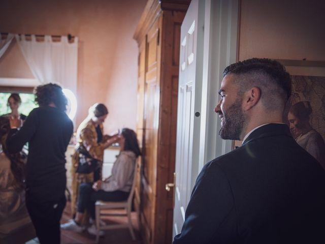 Il matrimonio di Raffaella e Claudio a Firenze, Firenze 18