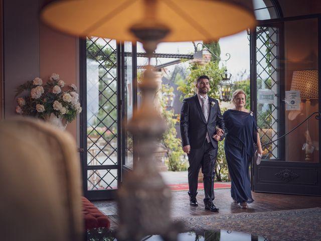 Il matrimonio di Raffaella e Claudio a Firenze, Firenze 36