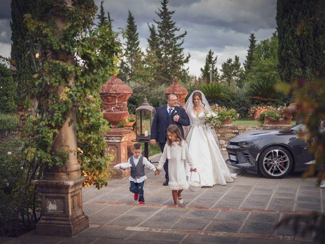 Il matrimonio di Raffaella e Claudio a Firenze, Firenze 40