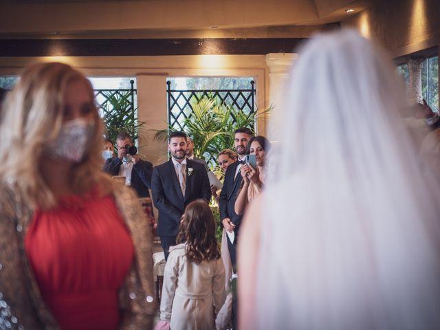 Il matrimonio di Raffaella e Claudio a Firenze, Firenze 41