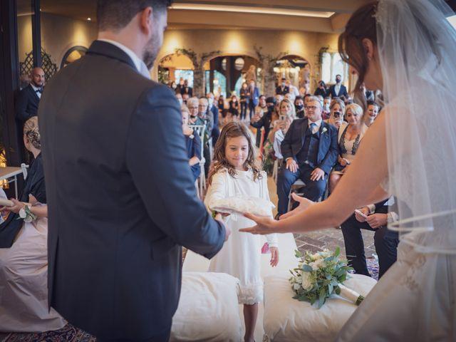 Il matrimonio di Raffaella e Claudio a Firenze, Firenze 45