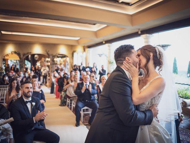 Il matrimonio di Raffaella e Claudio a Firenze, Firenze 48